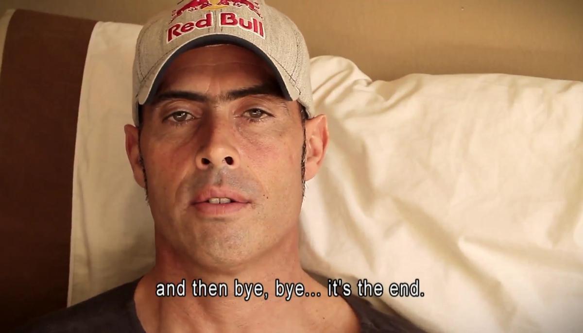 """""""Airman"""" La pelicula sobre la vida de Andy Hediger."""